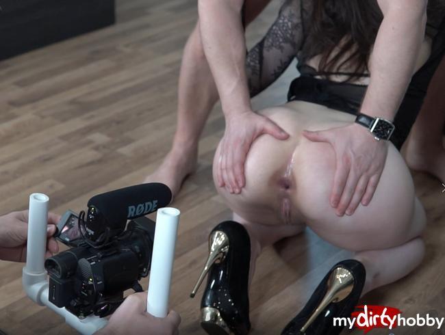 NEUER NIEDLICHER JUGENDLICHER ERSTER TAG IN PORNO - ANAL FUCK - (TEIL 3)