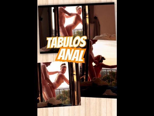 TABULOS ANAL - MEGA DREISTER PUBLIC FICK