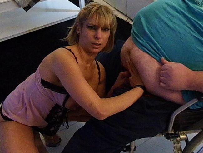 Sex im Rollstuhl Ektase auf Rädern