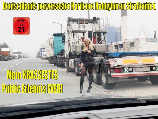Deutschlands perversester Hardcore Hobbyhuren Straßenfick | DAS war mein KRASSESTES Erlebnis EVER!