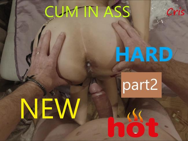 Facefuck (Deepthroat), Titsfuck und Hard Anal (Cum in Ass) -PART 2