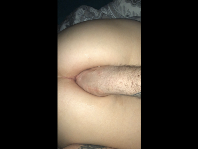 Anal fisting Spass