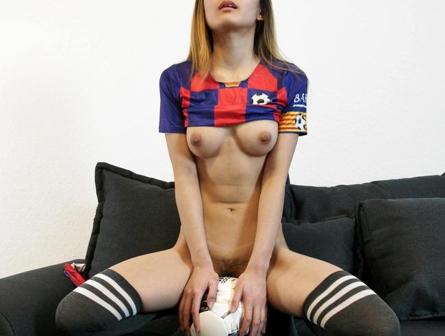 Ballspiele auf dem Sofa