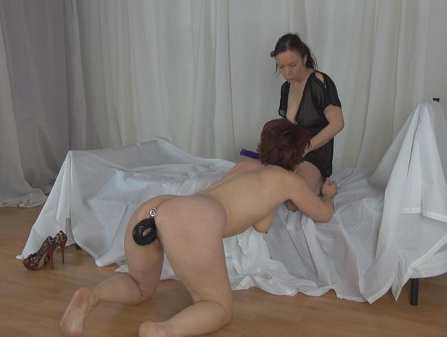 Liebe unter Frauen 71 - Anal Spezial