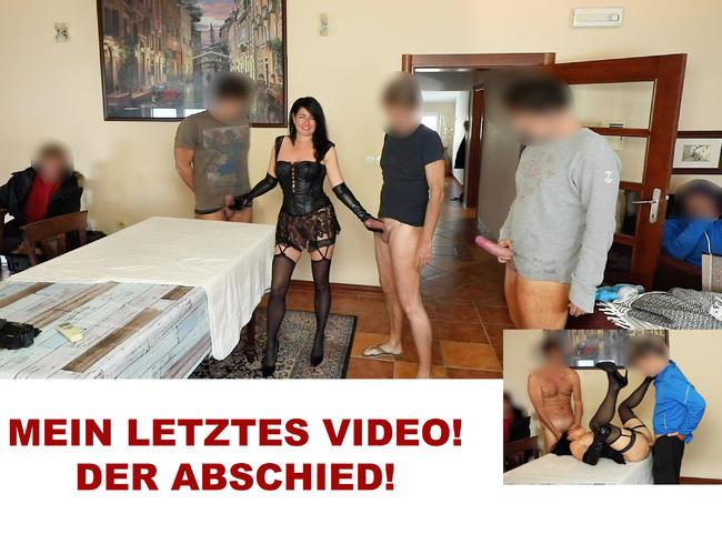 MEIN LETZTES VIDEO! DER ABSCHIED!