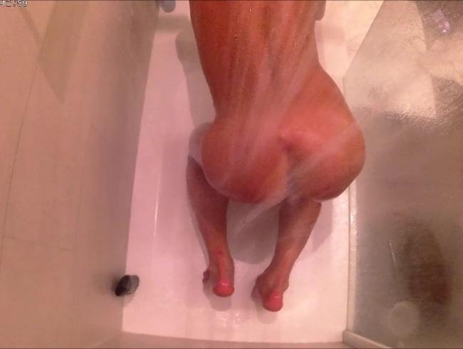 nach dem sex erstmal geil duschen