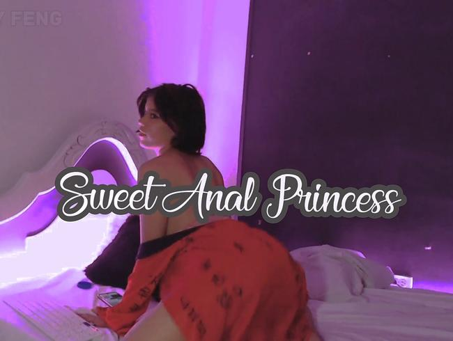 Anal princezzin b/g