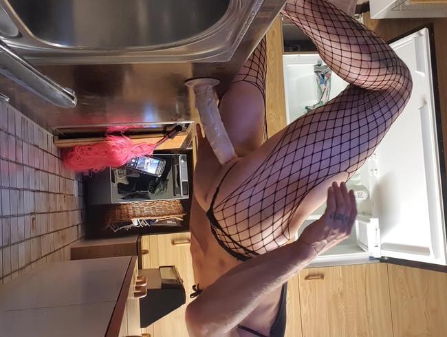 mein arsch zum kochen bringen in der küche