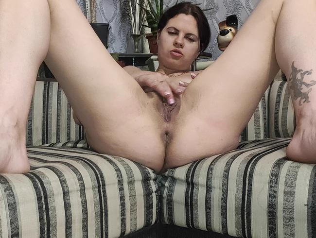 Vaginale und Anale Sex