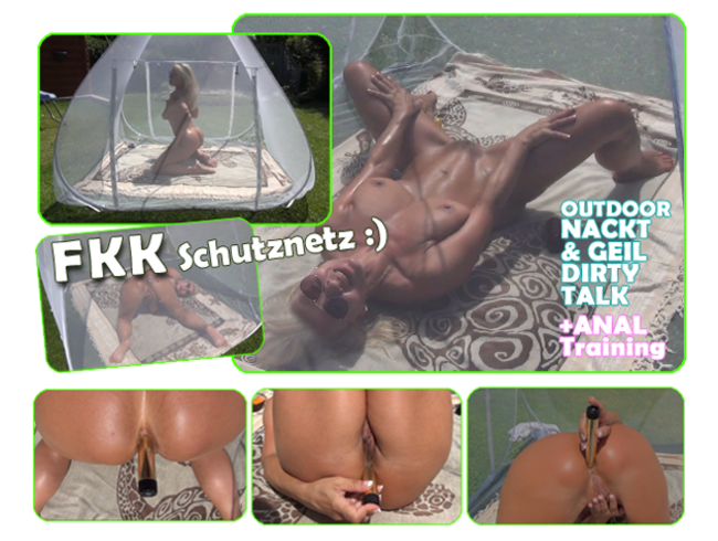 ANAL -Training SPEZIAL (Outdoor Show)